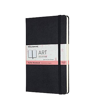 Art Collection Bullet Notebook