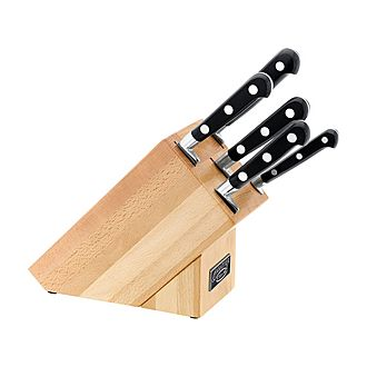 5-Piece Knife Block Set