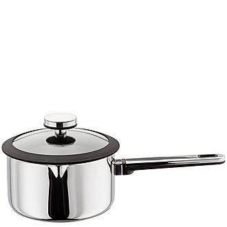 Stay Cool Draining Saucepan