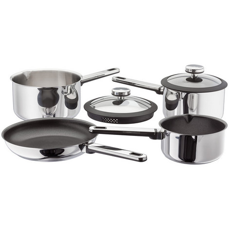 Stay Cool 4 Piece Draining Pan Set, ${color}