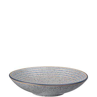 Studio Grey Medium Ridged Bowl