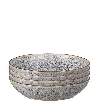 Studio Grey 4 Piece Pasta Bowl Set