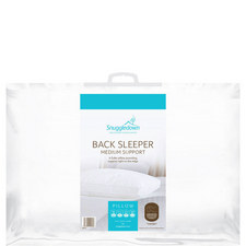 Back Sleeper Medium Support Pillow