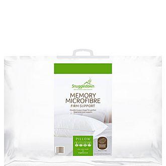 Memory Microfiber Pillow
