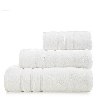 Hotel Hand Towel White
