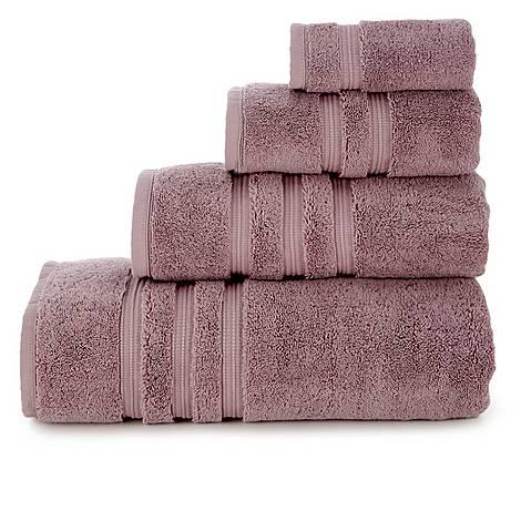 Opulence Towel Purple, ${color}