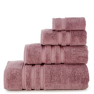 Opulence Towel Purple