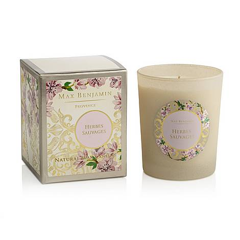 Herbes Sauvages Candle, ${color}
