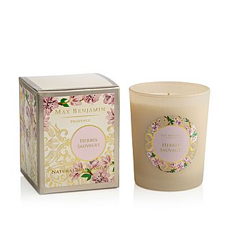 Herbes Sauvages Candle