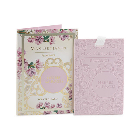 Herbes Sauvages Scented Card, ${color}