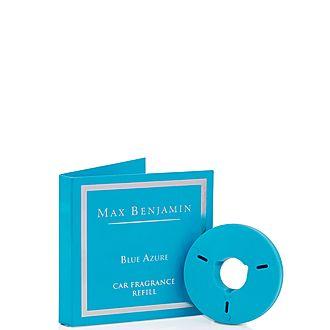 Blue Azure Luxury Car Fragrance Refill 2.1g