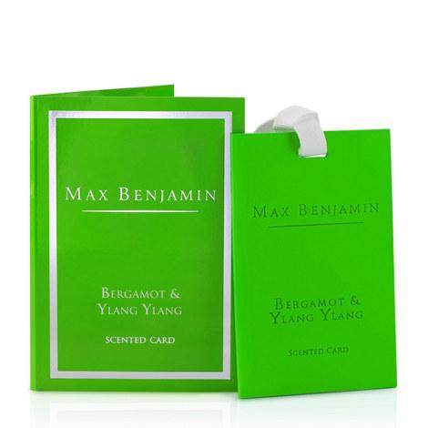 Bergamot & Ylang Ylang Scented Card, ${color}