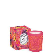 Damascena Scented Candle 70g