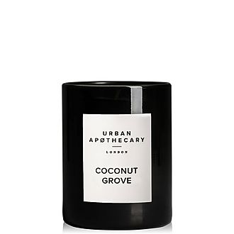Coconut Grove Scented Candle 70g