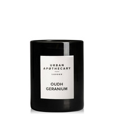 Oudh Geranium Scented Candle 70g
