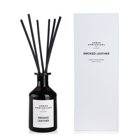 Smoked Leather Scented Diffuser, ${color}