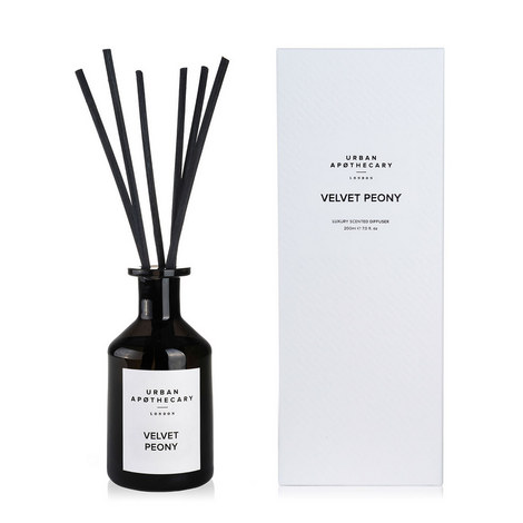 Velvet Peony Scented Diffuser, ${color}