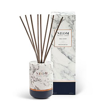 Real Luxury Reed Diffuser Set 200ml