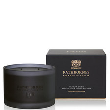 Dublin Dusk Smoked Oud and Ozone Accords Classic Candle