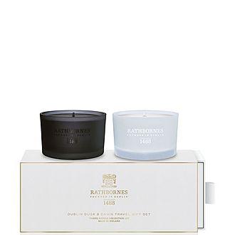 Dublin Dawn & Dawn Luxury Candle Gift Set