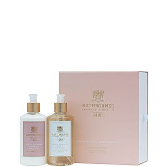 Body Care Gift Set Dublin Tea Rose