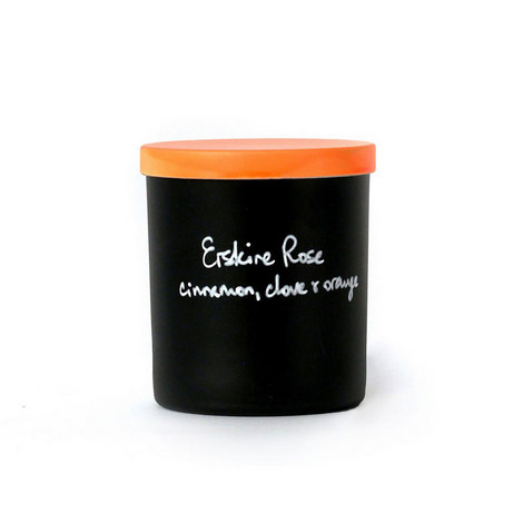 Cinnamon Clove & Orange Scented Candle, ${color}