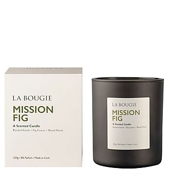 Mission Fig Salt Candle