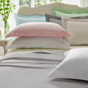 300 Thread Count Flat Sheet White, ${color}