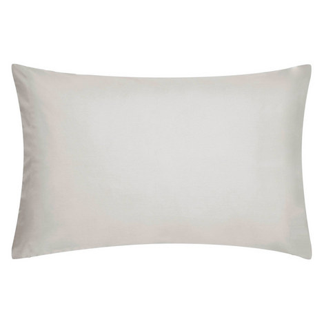 300 Thread Count Housewife Pillowcase Silver, ${color}