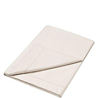 300 Thread Count Flat Sheet Cream