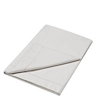 300 Thread Count Flat Sheet Silver