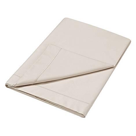 300 Thread Count Flat Sheet Natural, ${color}