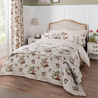 Antique FloralCoordinated Bedding