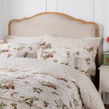 Antique Floral Oxford Pillowcase
