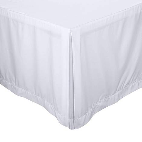 4 Foot Valance Sheet White, ${color}