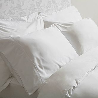 1000 Thread Count Egyptian Cotton Fitted Sheet White