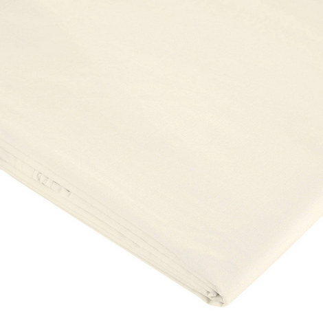 450 Thread Count Pima Cotton Fitted Sheet Ivory, ${color}