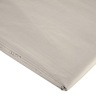 200 Thread Count Egyptian Cotton Fitted Sheet Light Grey