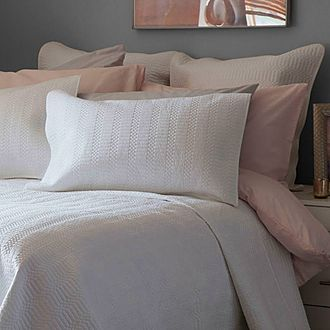 Stratford Standard Pillowcase Grey