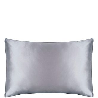 Mulberry Silk 500 Pillowcase Platinum