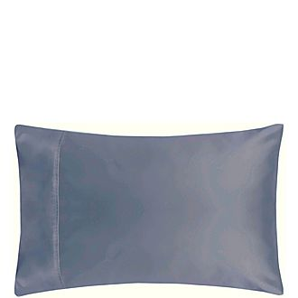 200 Thread Count Egyptian Cotton Housewife Pillowcase Steel