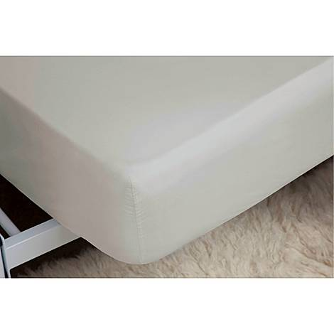 200 Thread Count Egyptian Cotton Fitted Sheet, ${color}