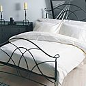 Hotel Suite 540 Thread Count Coordinated Bedding White, ${color}