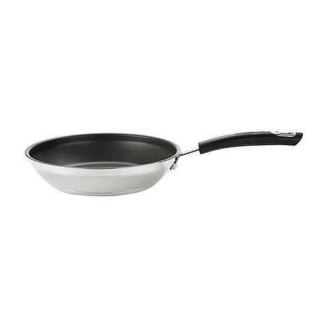 Total Stainless Steel Frying Pan 25cm, ${color}