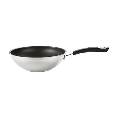 Total Stainless Steel Stir-fry Pan 26cm, ${color}