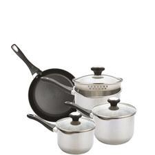 4-Piece Strain Away Pan Set