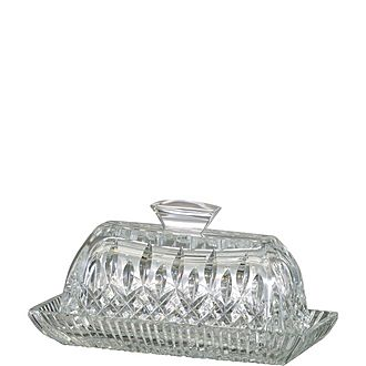 Lismore Covered Butter Dish