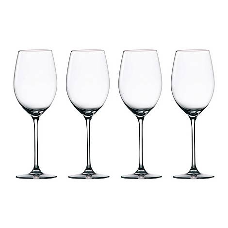 Set of Four Moments White Wine Glasses, ${color}