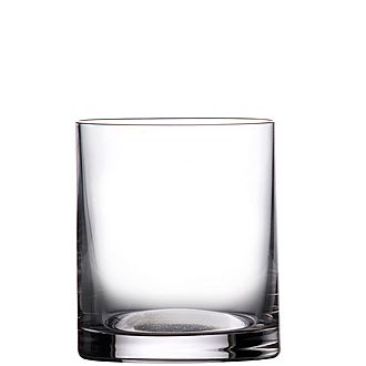Set of Four Double Old Fashioned Glasses