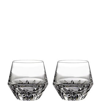 Set of Two Madra Double Old Fashioned Tumblers
